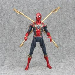 Avengers 3 Infinity War Iron Spiderman Spider-Man Action Fig
