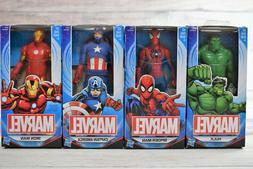 "Marvel Avengers Action Figure 6"" Hulk Ironman Captain Americ"