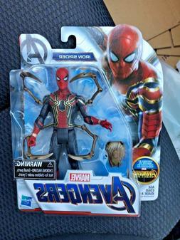 Marvel Avengers Endgame Iron Spider Action Figure IN HAND