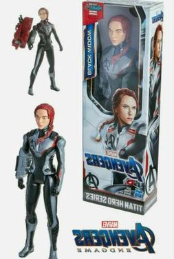 Marvel Avengers: Endgame Titan Hero Series Black Widow 12-In
