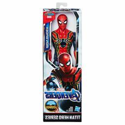 Marvel Avengers: Endgame Titan Hero Series Iron Spider 12-In