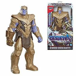 Avengers: Endgame Titan Hero Thanos 12-Inch Action Figure