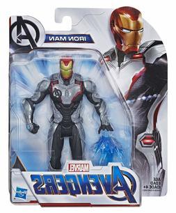 """Marvel Avengers Endgame Titan Superhero Iron Man 6"""" Action F"""