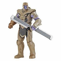 avengers endgame warrior thanos deluxe figure