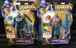 Avengers Infinity War Hasbro 6 inch Action Fig. War Machine