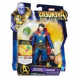 Marvel AVENGERS INFINITY WAR DR. STRANGE FIGURE WITH INFINIT