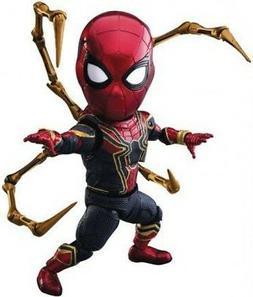 Marvel Avengers: Infinity War Egg Attack Iron Spider-Man Act