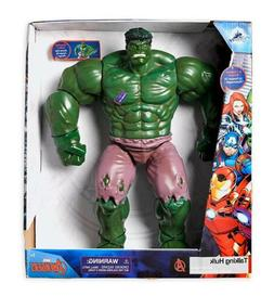 Avengers Talking HULK 12 Inch Action Figure Toy Disney Store