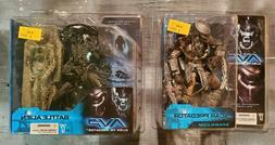 McFarlane Toys AVP Alien vs Predator Action Figure - BATTLE