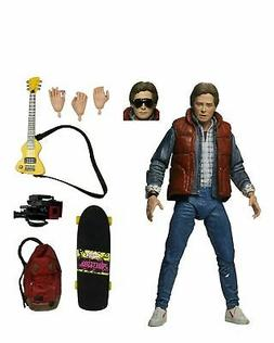 "Back to the Future - 7"" Scale Action Figure - Ultimate Marty"