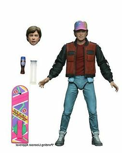 "Back to the Future Part 2 - 7"" Scale Action Figure - Ultimat"
