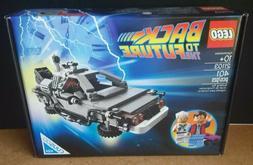 Lego Back to the Future Set # 21103 Sealed
