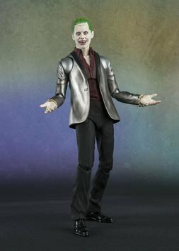 Brand New Bandai Tamashii S.H Figuarts Joker And Harley Quin