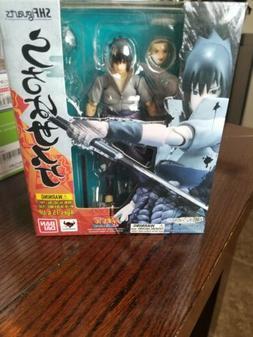 Bandai Tamashii Nations Naruto Shippuden Sasuke Uchiha S.H.