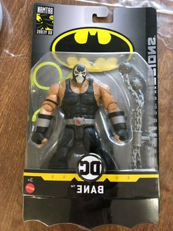 "BANE 6"" Action Figure - DC Batman Missions / 80 Years - HTF"