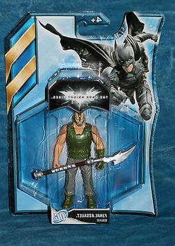 Bane Batman The Dark Knight Rises Final Assault  Action Figu