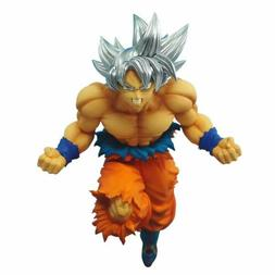 Banpresto Dragon Ball Super Goku Ultra Instinct Figure