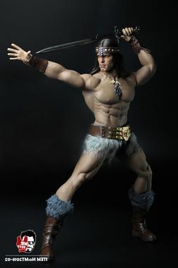 Barbarian Conan Headsculpt 1:6 Scale Figure Accessory by MR.