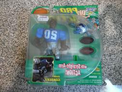 Barry Sanders Starting Lineup Pro Action Figure - new in pac
