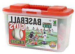 Kaskey Kids Baseball Guys Playset - Red vs. Blue