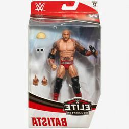Batista WWE Mattel Elite Series 72 Action Figure NEW
