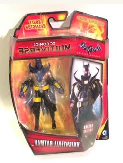 Batman 4 Multiverse Arkham Origins Knightfall Dc Comics Acti
