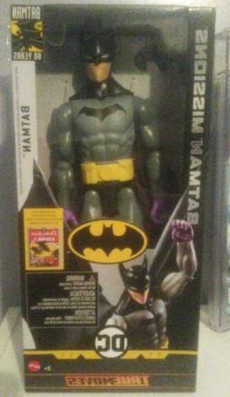 batman 9 in action figuremini comic80th anniversarynew