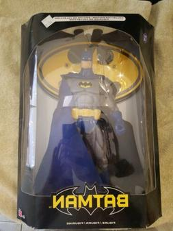 batman action figure nib 12 inch tall