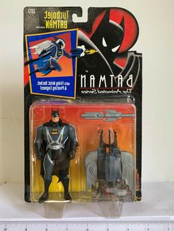 Kenner Batman Animated Series Action Figure Turbojet Batman