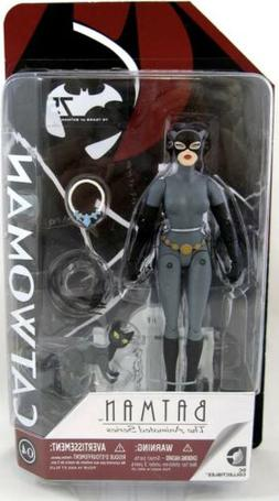 batman animated series catwoman action