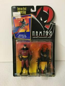 Batman Animated Series Infrared Batman Action Figure 1992 Ke