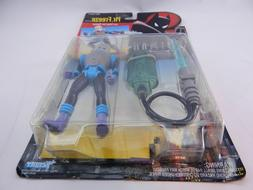 BATMAN ANIMATED SERIES Mr. FREEZE ICE BLAST ACTION FIGURE KE