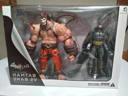 DC Collectibles Batman Arkham Asylum Batman Vs Bane 2 Pack A