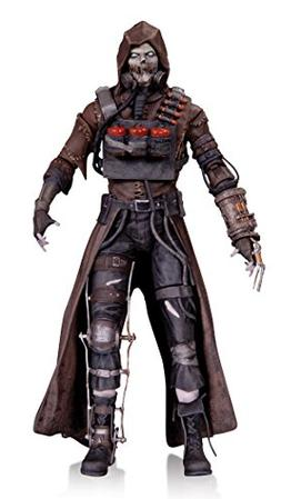 Batman Arkham Knight Scarecrow Action Figure New! DC Collect