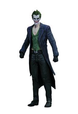 Batman Arkham Origins Series 1 Joker Action Figure DC Collec