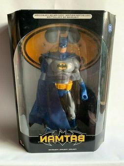 Batman Blue Gray Suit 12 Inch Action Figure Mattel DC 2003