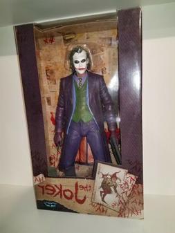 NECA Batman Dark Knight JOKER 1/4 Scale 18 Inch Action Figur