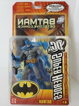 """BATMAN DC Super Heroes  6"""" Action Figure Mattel DCSH DCUC 20"""