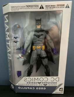 **BATMAN DC Comics Designer Series by Greg Capullo Zero Year