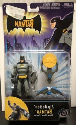 Batman G3432 Action Figure Zip Action MATTEL