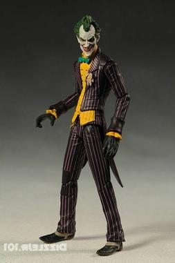 Batman Joker Arkham Asylum DC PVC Collectible Action Figure