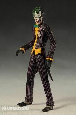 batman joker arkham asylum dc pvc collectible