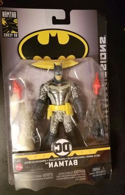 "Mattel BATMAN MISSIONS SUB ZERO HERO ARCTIC ARMOR 6"" INCH"
