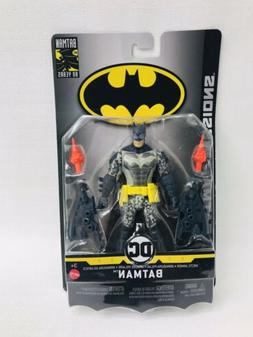 "BATMAN MISSIONS SUB ZERO HERO ARCTIC ARMOR BATMAN 6"" INCH"