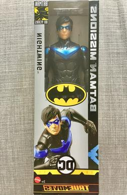 "DC Comics Batman Missions True Moves 12"" Inch Action Figure"