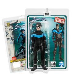 Batman Retro 8 Inch Action Figures Series 6: Nightwing Varia