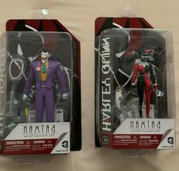 DC Collectibles Batman The Animated Series Action Figures: T