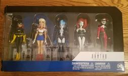 Batman The Animated Series Girls Night Out 5 Pack DC Collect