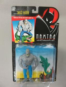 "Batman The Animated Series - KILLER CROC 5"" Figure - NEW! Ke"