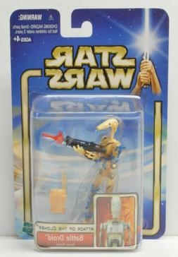 Battle Droid Arena Battle Action Figure STAR WARS AOTC NIP 2